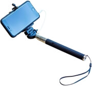 maxell selfie stick with shutter control photo