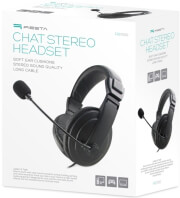 fiesta fis7500 chat stereo headset photo