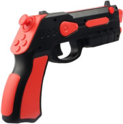 OMEGA OGVRARBR REMOTE AUGMENTED REALITY GUN BLASTER BLACK/RED