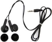 fiesta fisb earphones mini jack xt6163 black photo