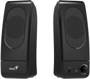 genius sp l160 computer speaker 20 black photo