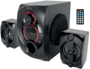 media tech voltron 21 bt mt3330 3 channels speaker set with bluetooth and remote control photo