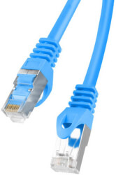 lanberg patchcord cat6 025m blue photo