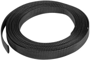lanberg 19mm 14 30mm cable sleeve 5m black photo
