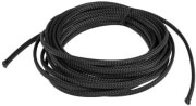 lanberg 6mm 3 9mm cable sleeve 5m black photo
