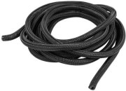 lanberg 13mm cable sleeve self closing 5m black photo