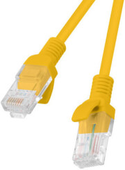 lanberg patchcord cat6 10m orange photo