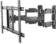 logilink bp0047 full motion corner tv wall mount 37 70 for flat curved tv photo