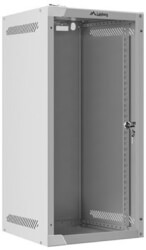 lanberg wall mounted rack 10  12u 280x310 flat pack grey photo