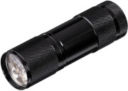 hama 123119 fl 60 led torch black photo