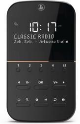hama 54863 pdr20 digital radio with fm dab dab battery operation photo