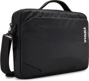 thule tsa 315b subterra 160 bag for macbook black photo