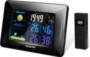 sencor sws 4250 weather station with wireless sensor photo