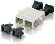 equip 156146007 sc fiber optic adapter om4 photo
