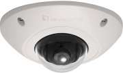 level one fcs 3073 gemini fixed dome ip network camera 2 megapixel 8023af poe vandalproof photo