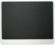 4smarts aluminium mousepad 22x18x35mm silver black photo