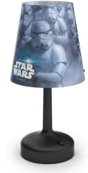 philips 71796 30 16 star wars stormtrooper led table lamp photo