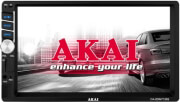 akai ca 2din7135s car radio 7 multimedia with bluetooth mirrorlink usb sd aux in photo