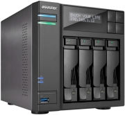 asustor as6404t 4 bay nas server photo
