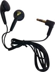 jv stereo earphones black gold photo
