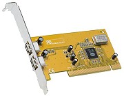 Q-TEC 422U 2 PORT USB 2.0 PCI CARD VISTA