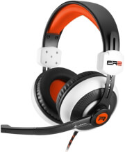 sharkoon rush er2 gaming stereo headset white photo