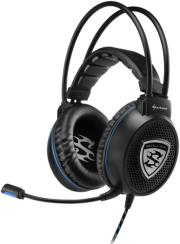 sharkoon skiller sgh1 gaming stereo headset black