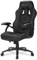 sharkoon skiller sgs1 gaming seat black photo
