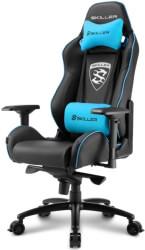 sharkoon skiller sgs3 gaming seat black blue photo
