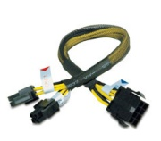 akasa ak cb8 8 ext psu extension cable photo