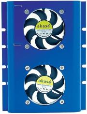 akasa ak hd bl hard disk cooler blue photo