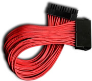 deepcool ec300 24p rd motherboard extension cable 30cm red photo