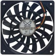 scythe sy1212sl12sl slip stream slim 120mm case fan photo