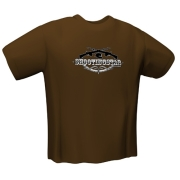 gamerswear t shirt shootingstar brown xxl photo