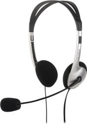 speedlink sl 8720 sr maia stereo headset silver photo