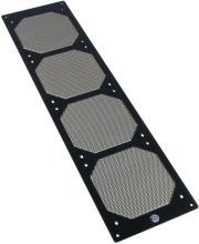 bitspower mesh radgard 560 aluminium black photo