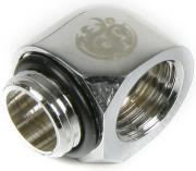 bitspower rotary 1 4 inch to ig 1 4 inch shiny silver photo