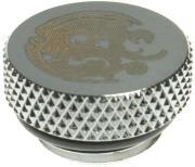 bitspower plug 1 4 inch shiny silver photo