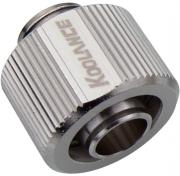 koolance fitting single compression for 10mm x 13mm 3 8in x 1 2in photo