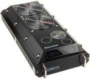 koolance ex2 755 liquid cooling system aluminum exos 2 v2 photo