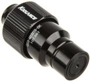 koolance qd3 male quick disconnect no spill coupling compression for 13mm x 19mm black photo