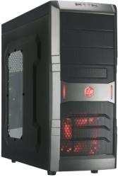 case silverstone redline series rl01b w windowed usb30 midi tower black photo