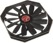 raijintek aeolus alpha fan 140mm black black photo