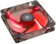 aerocool lightning led fan 120mm red photo