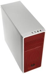 case bitfenix neos midi tower white red photo