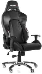 akracing premium gaming chair carbon black photo