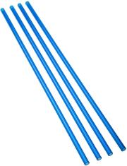 monsoon hardline acryl tube 13 10mm 62cm 4 pack blue photo