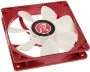 raijintek boreas beta fan red white 120mm photo