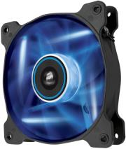 corsair air series sp120 led blue high static pressure 120mm fan single pack photo