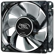 deepcool windblade 80mm semi transparent fan with blue led photo